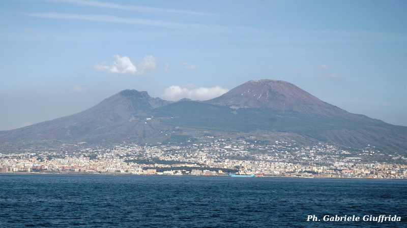 Naples and Vesuvius GabrieleGiuffrida
