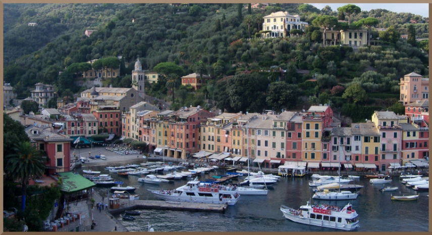From the Cinque Terre to Tuscany