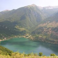 Scanno Lake Marta Zarelli