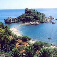 The beauty of Mediterranean in Taormina
